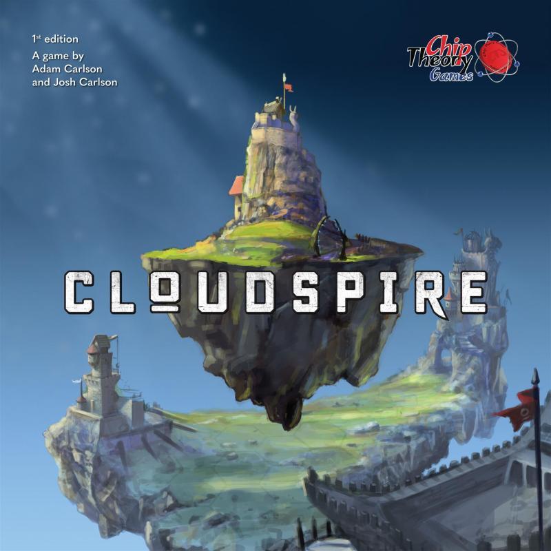 настольная игра Cloudspire