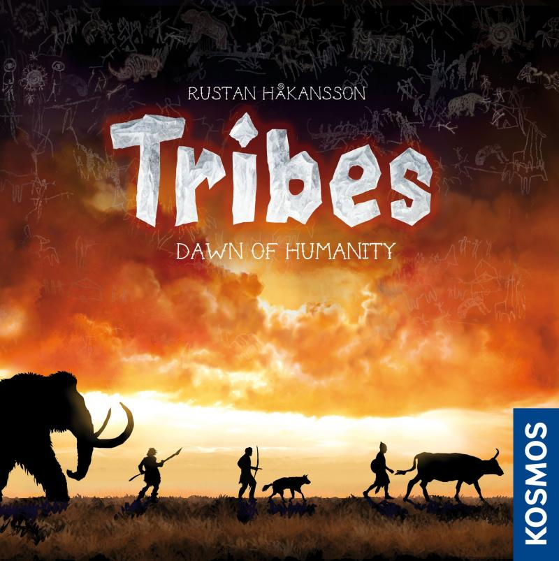 настольная игра Tribes: Dawn of Humanity Племена: рассвет человечества