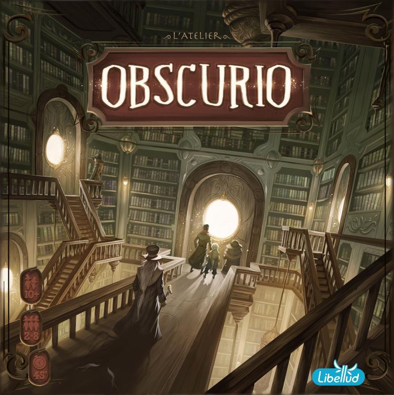 настольная игра Obscurio