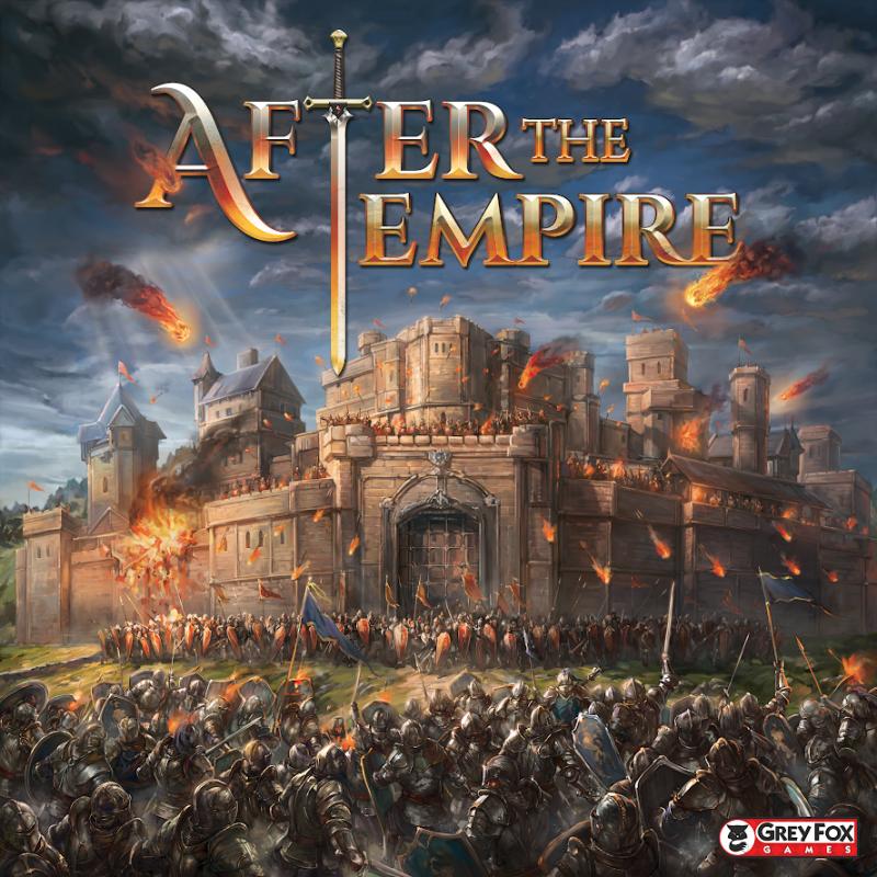 настольная игра After The Empire После Империи