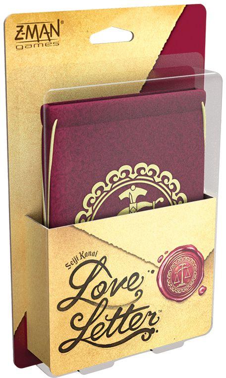 настольная игра Love Letter (2-6p) Любовное письмо (2-6p)