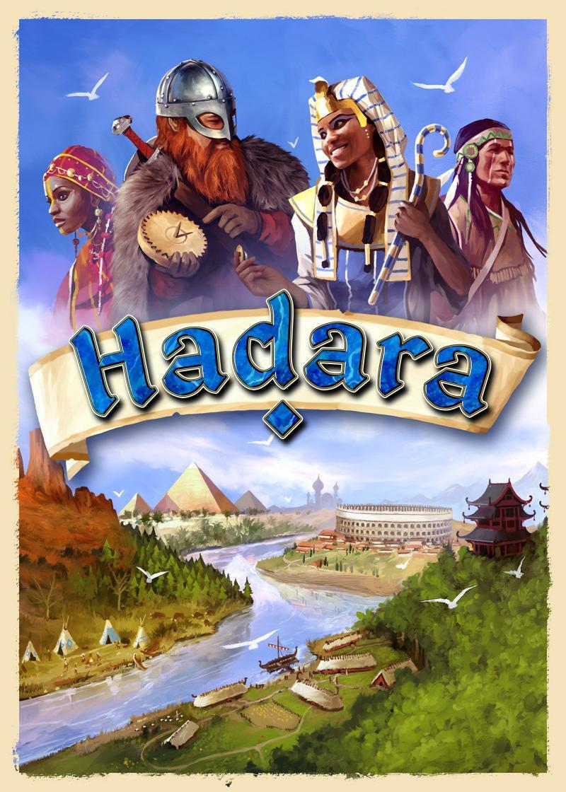 настольная игра Hadara