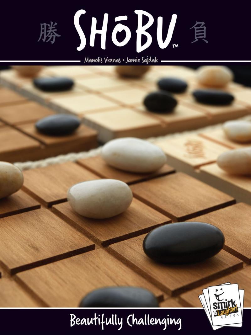 настольная игра SHŌBU ШОБУ