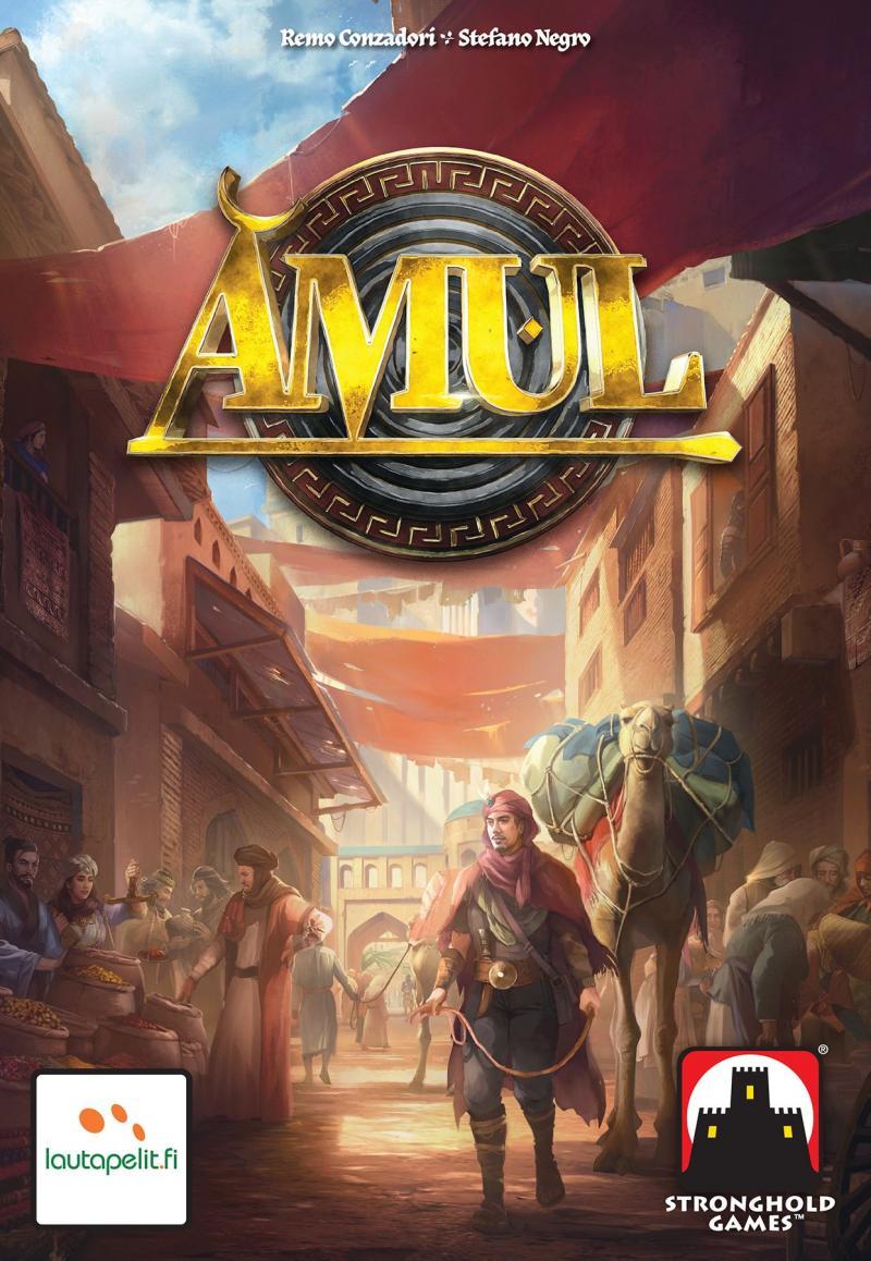 настольная игра Amul