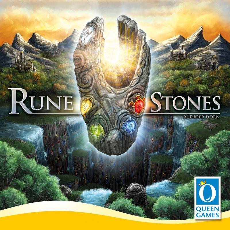 настольная игра Rune Stones Рунические камни