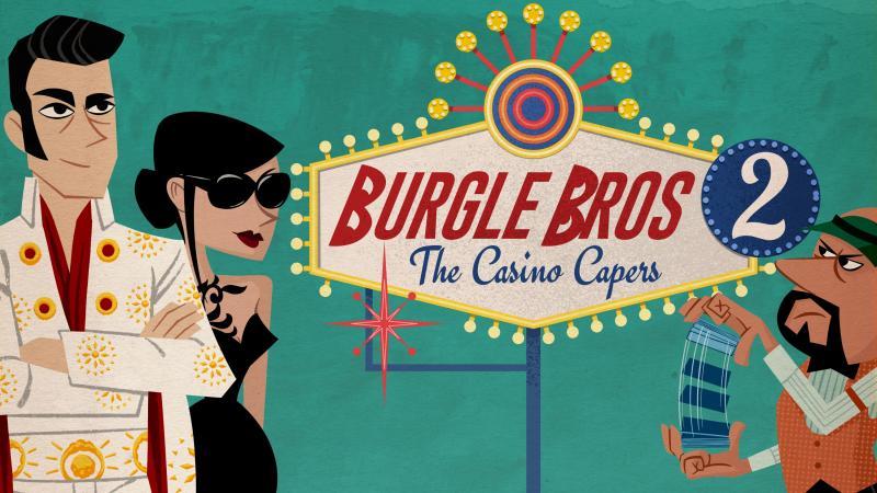настольная игра Burgle Bros 2: The Casino Capers Burgle Bros 2: Казино Каперсы