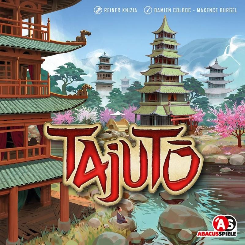 настольная игра Tajuto