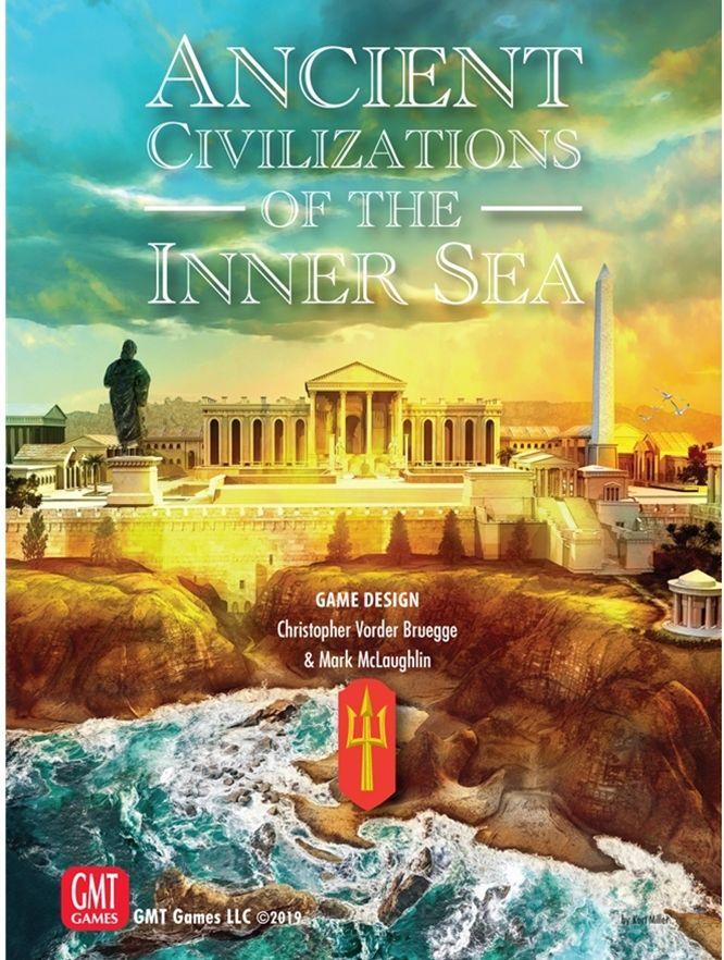 настольная игра Ancient Civilizations of the Inner Sea Древние цивилизации внутреннего моря