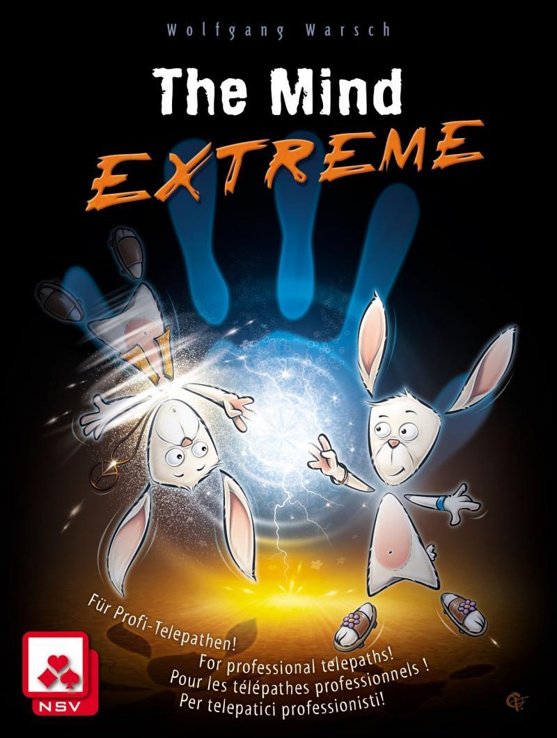 настольная игра The Mind Extreme Экстремальный разум