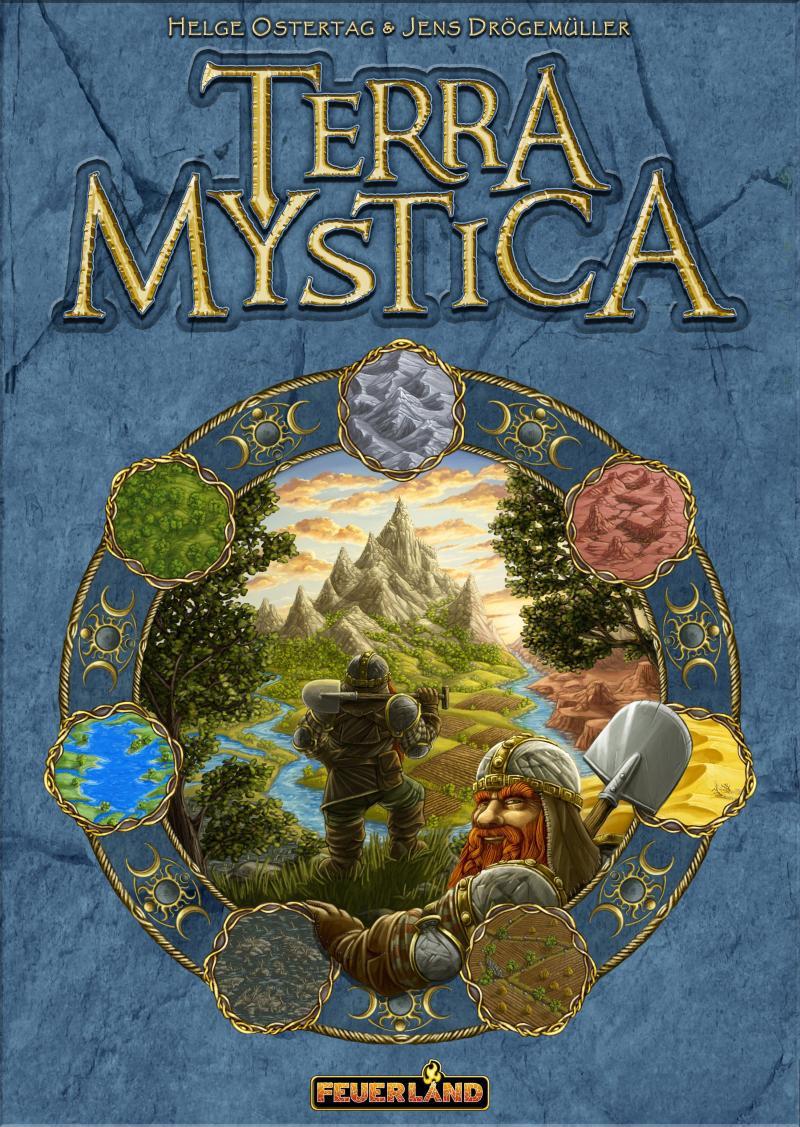 настольная игра Terra Mystica Терра Мистика
