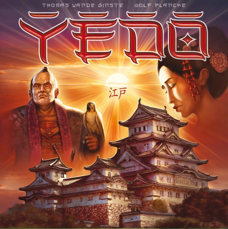 настольная игра Yedo Эдо