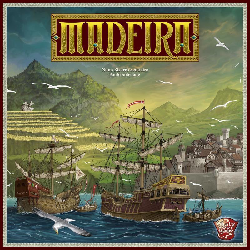 настольная игра Madeira Мадера