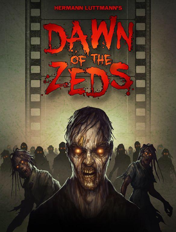 настольная игра Dawn of the Zeds (Third edition) Рассвет Зедов (Третье издание)