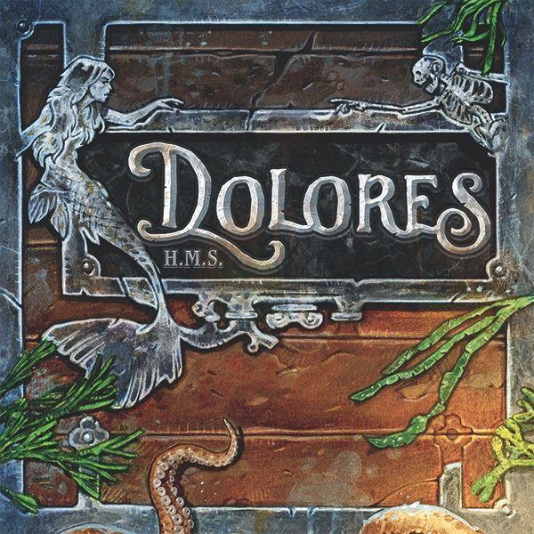 настольная игра HMS Dolores
