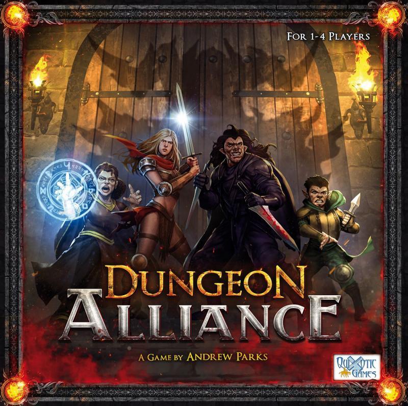 настольная игра Dungeon Alliance