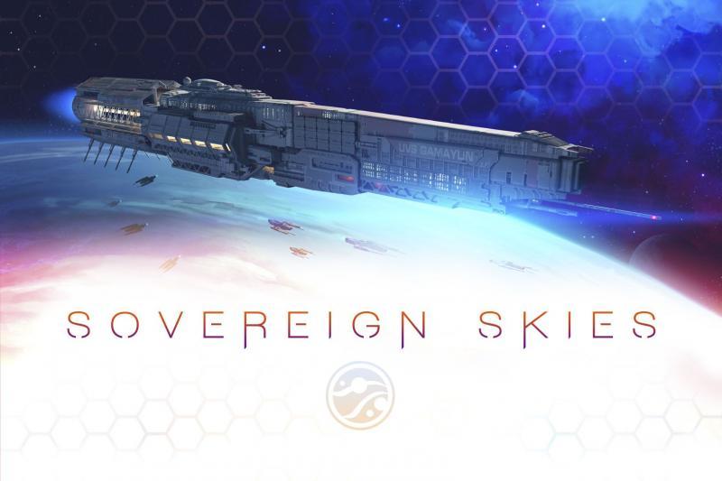 настольная игра Sovereign Skies Суверенное Небо