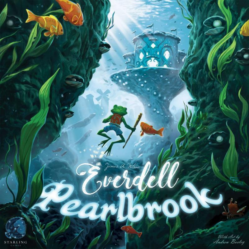 настольная игра Everdell: Pearlbrook Эверделл: Перлбрук