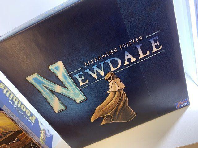 настольная игра Expedition to Newdale Экспедиция в Ньюдейл