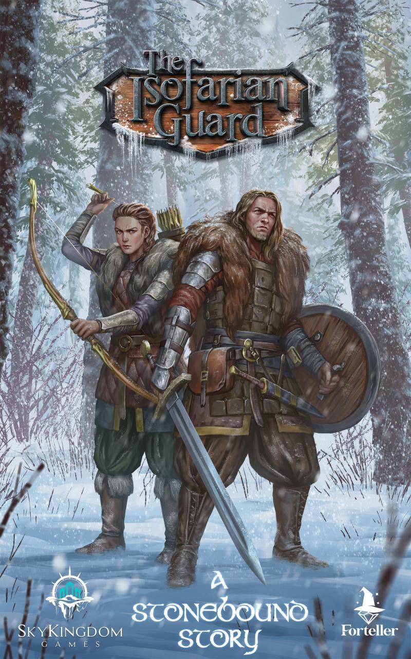 настольная игра The Isofarian Guard Изофарская гвардия