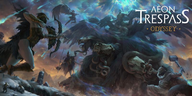 настольная игра Aeon Trespass: Odyssey Aeon Trespass: Одиссея