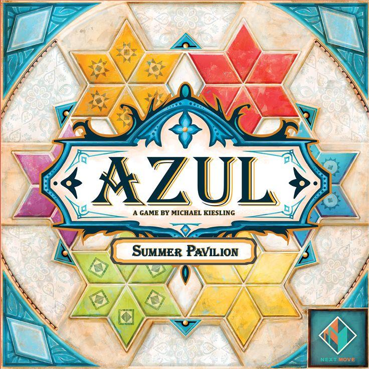 настольная игра Azul: Summer Pavilion Азул: Летний павильон