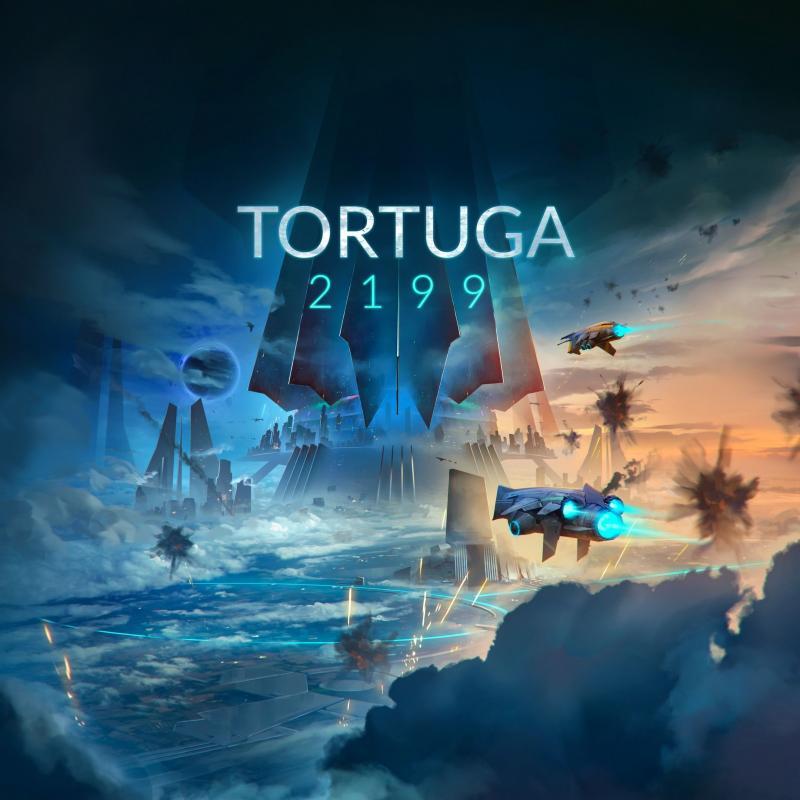 настольная игра Tortuga 2199 Тортуга 2199