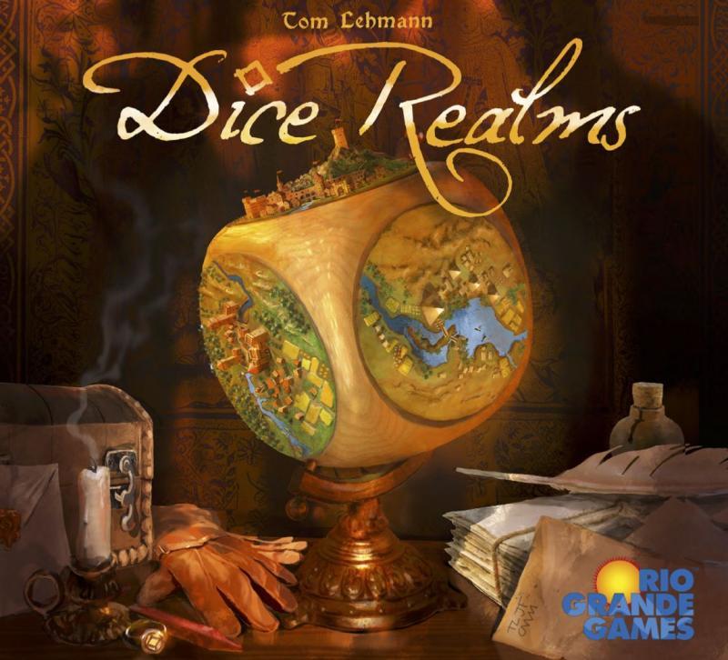 настольная игра Dice Realms