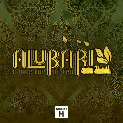 настольная игра Alubari: A Nice Cup of Tea Alubari: хорошая чашка чая