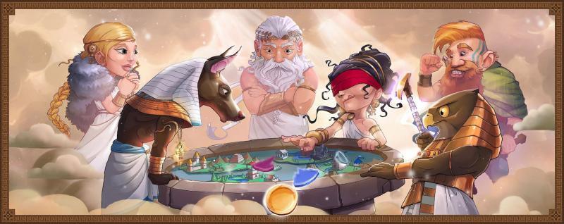 настольная игра Flick of Faith Щелчок веры