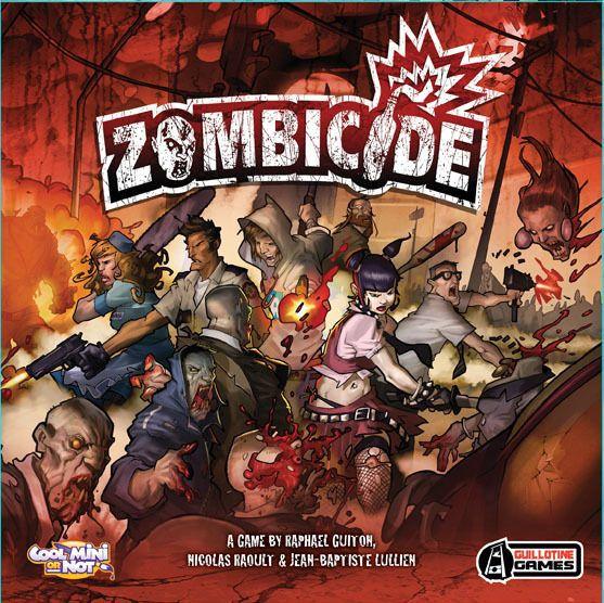 настольная игра Zombicide