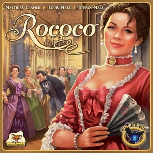 настольная игра Rococo Рококо