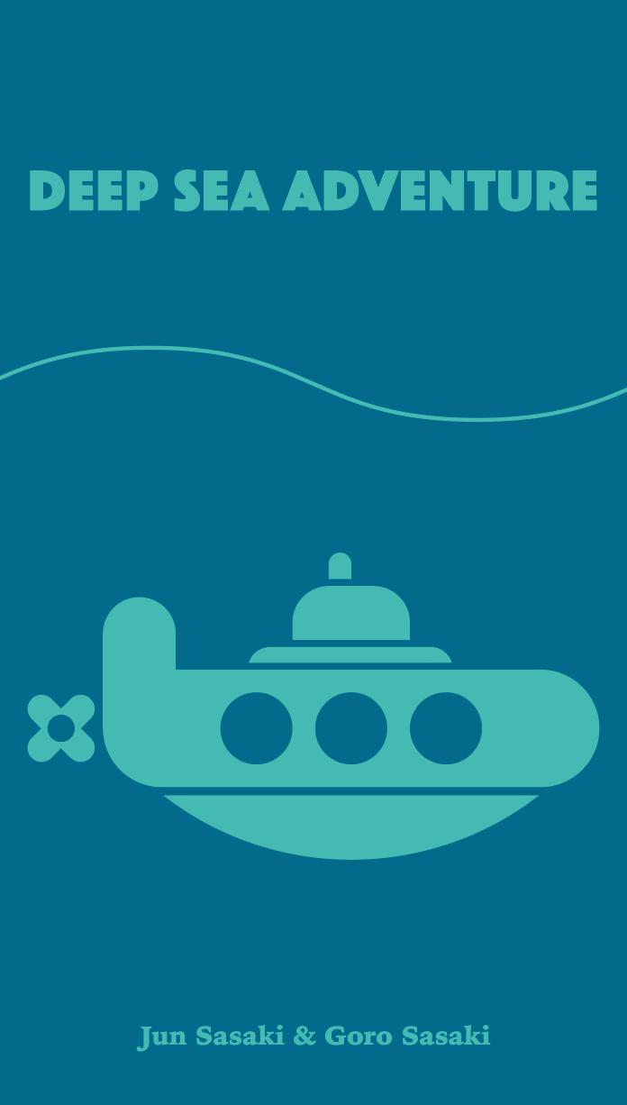 настольная игра Deep Sea Adventure Глубоководное приключение