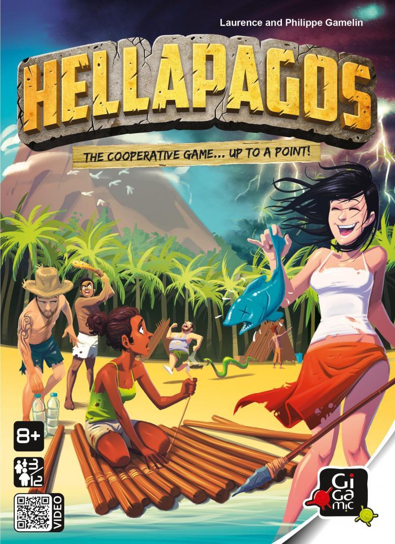 настольная игра Hellapagos