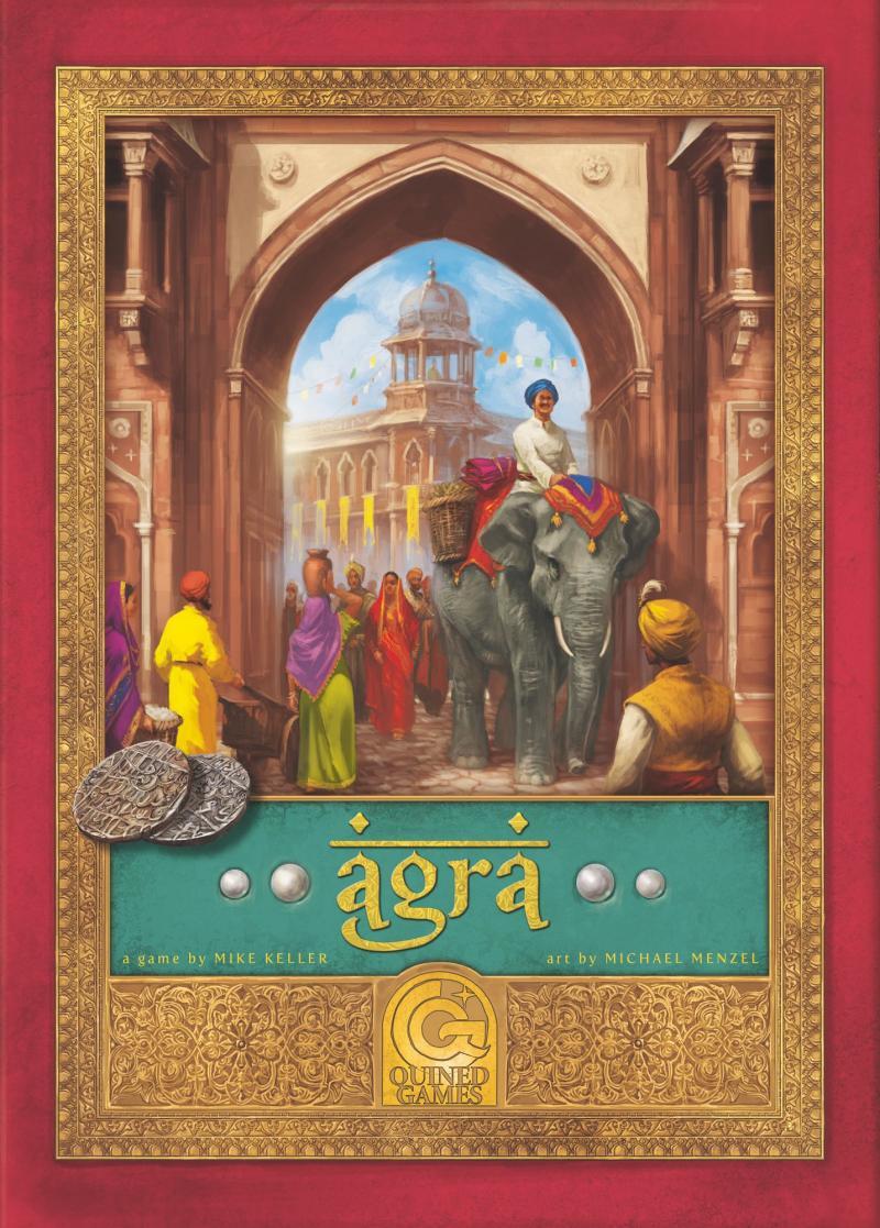 настольная игра Agra Агра