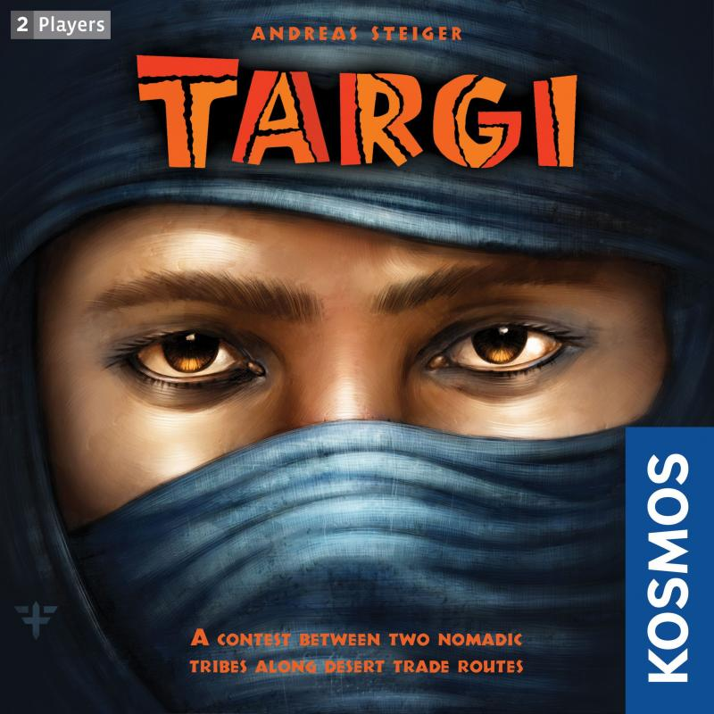настольная игра Targi