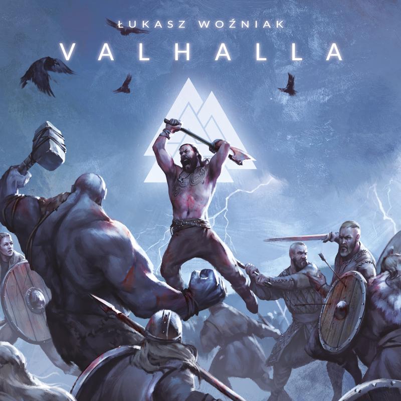 настольная игра Valhalla Валгалла