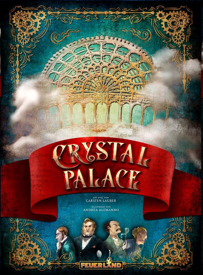 настольная игра Crystal Palace Хрустальный дворец