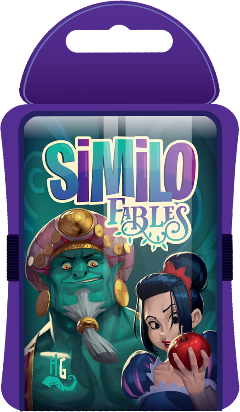 настольная игра Similo
