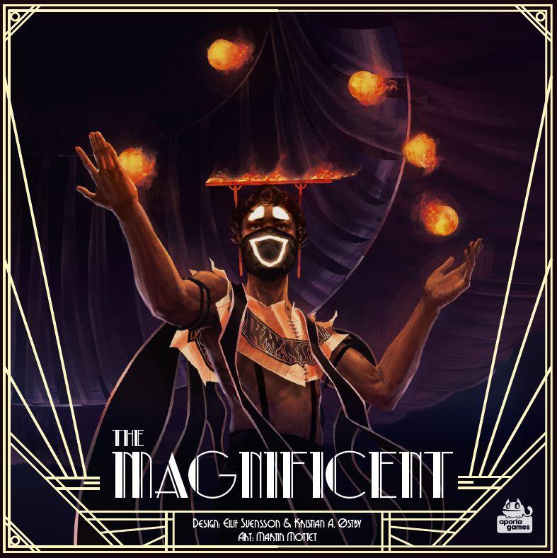 настольная игра The Magnificent Великолепный