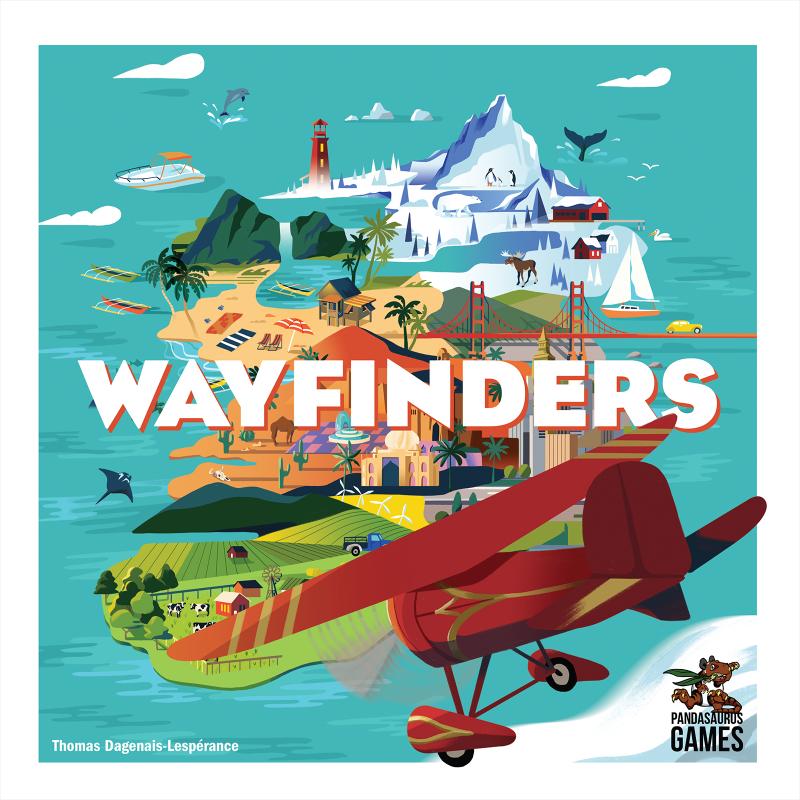 настольная игра Wayfinders