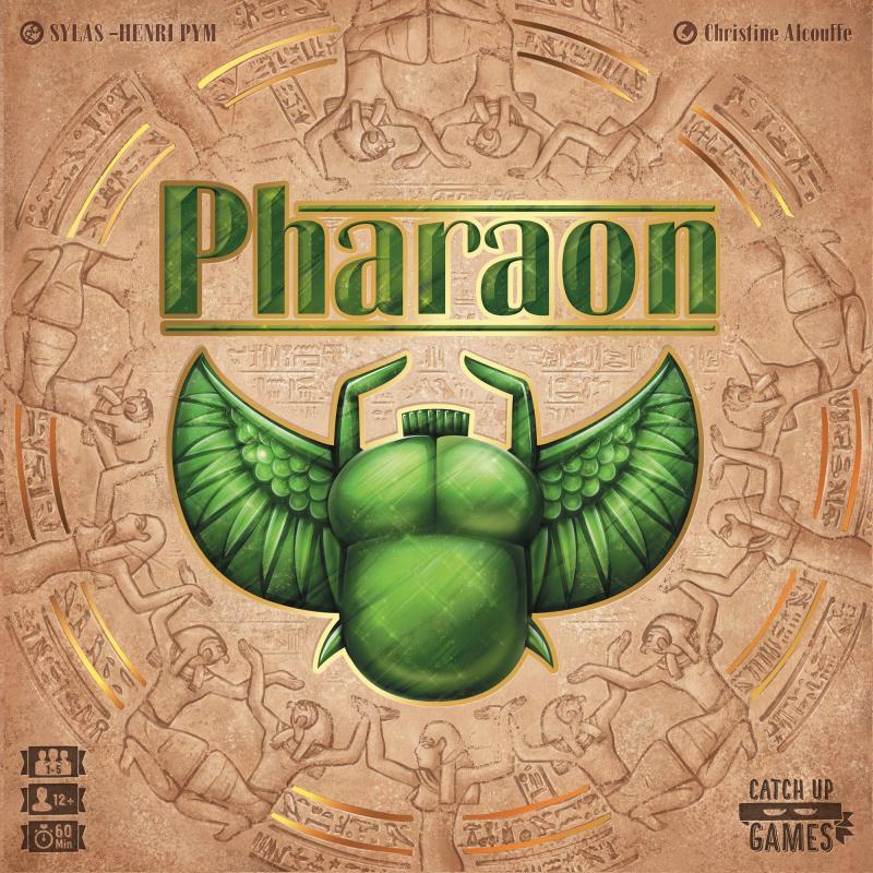 настольная игра Pharaon Фараон