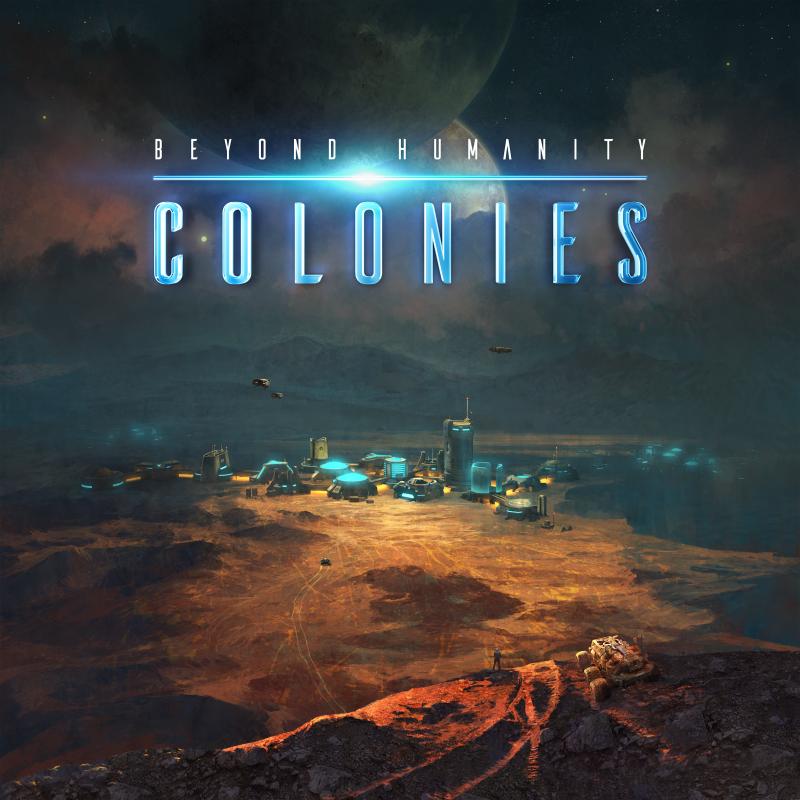 настольная игра Beyond Humanity: Colonies За пределами человечества: колонии