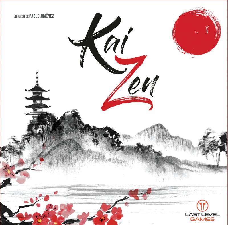настольная игра Kai-Zen