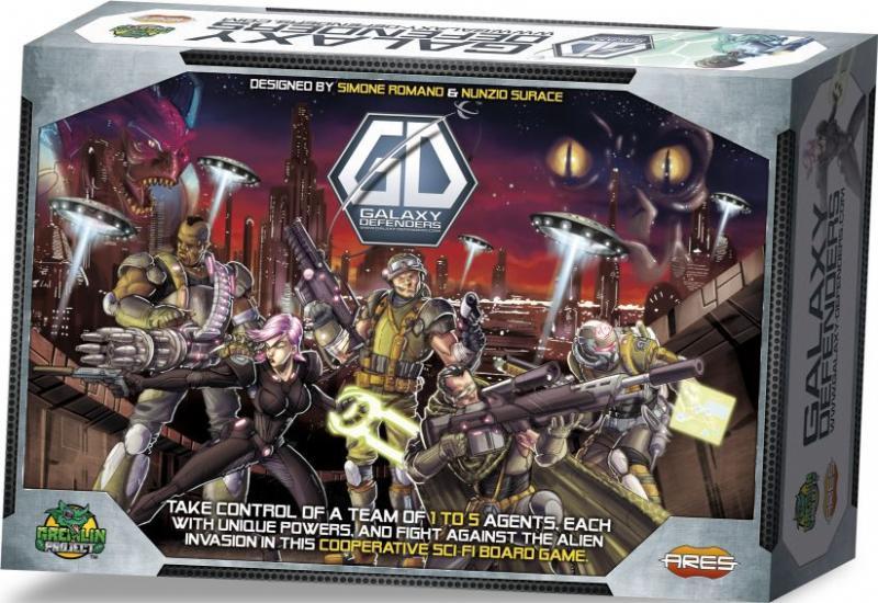 настольная игра Galaxy Defenders