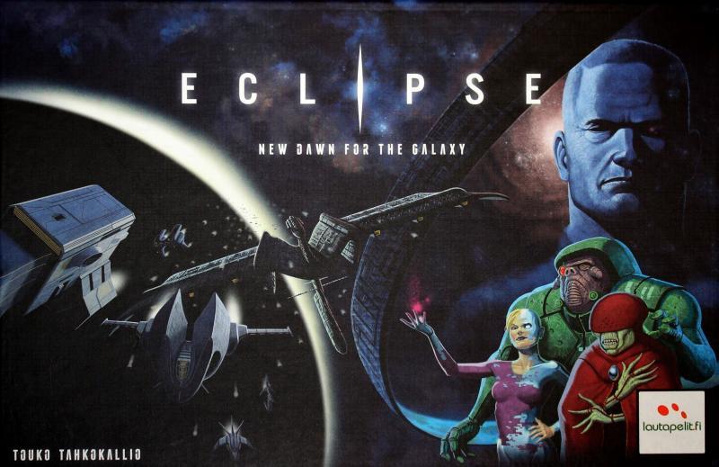 настольная игра Eclipse Затмение