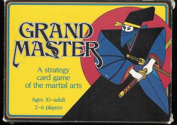 настольная игра Grand Master Гранд Мастер