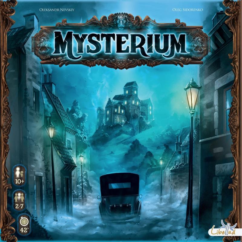 настольная игра Mysterium Мистериум