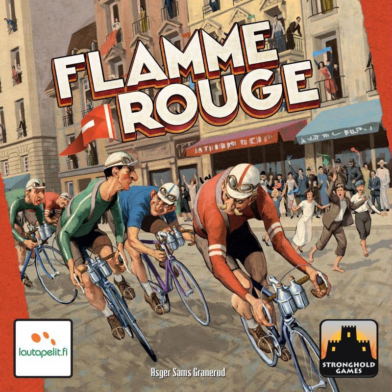 настольная игра Flamme Rouge