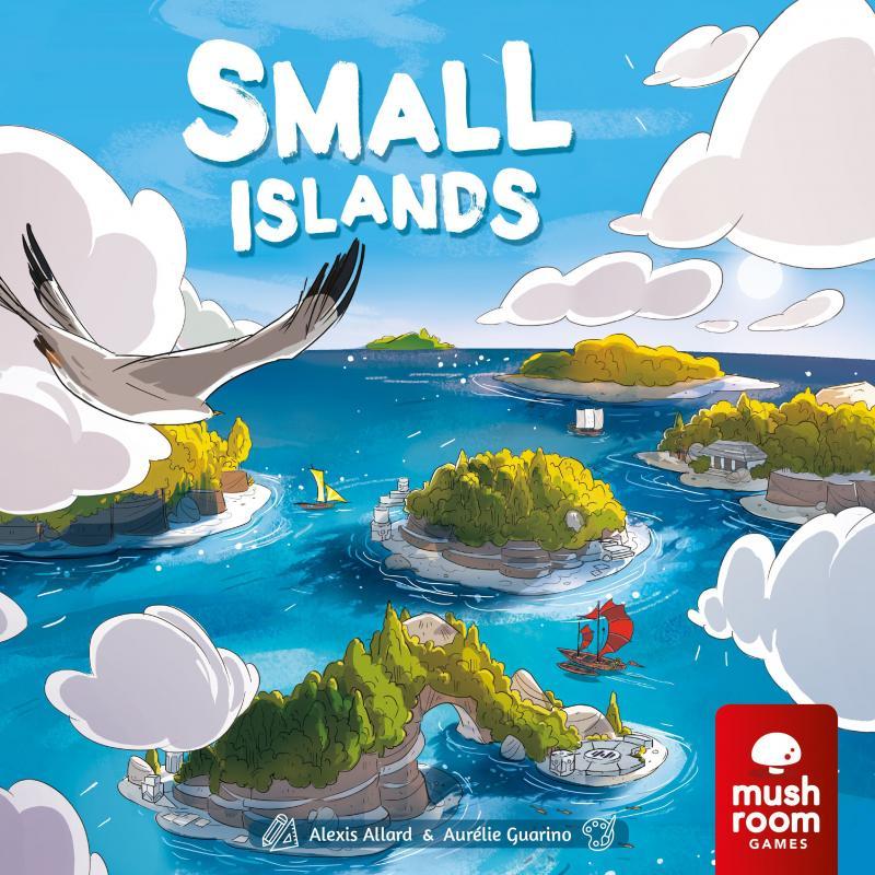 настольная игра Small Islands Малые острова