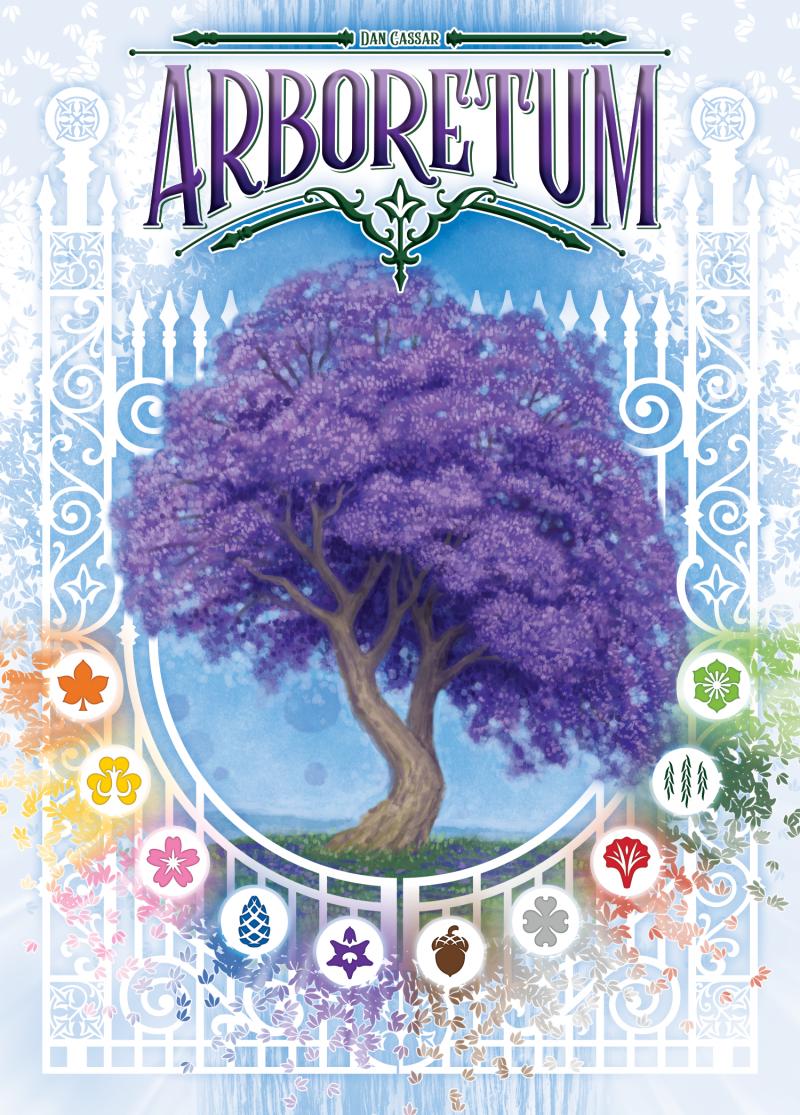 настольная игра Arboretum Дендрарий